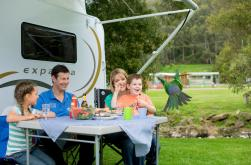Explore our beautiful region during school holidays and choose between our range of accommodation options