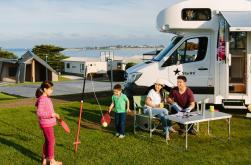 Our park is ideal for families travelling along the Great Ocean Road
