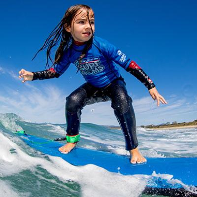 BIG4 Apollo Bay Pisces Apollo Bay Surf and Kayak Learn to Surf School Holidays Accommodation