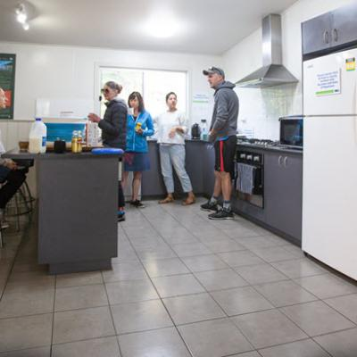 BIG4 Apollo Bay Pisces Holiday Park Camp Kitchen