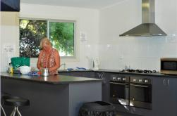 Our top modern camp kitchen allows you to cook all your favourite meals and more!