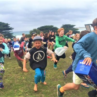 BIG4 Apollo Bay School Holiday Activities Family Accommodation