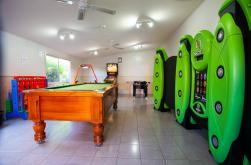 BIG4 Apollo Bay Pisces Holiday Park Games Room