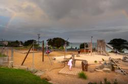 BIG4 Apollo Bay Pisces Holiday Park Views for days...