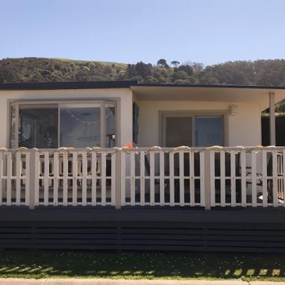 BIG4 Apollo Bay Pisces Holiday Park 79 Coutta St Image 1. Front