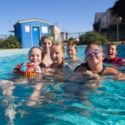 BIG4 Apollo Bay Pisces Holiday Park Pool