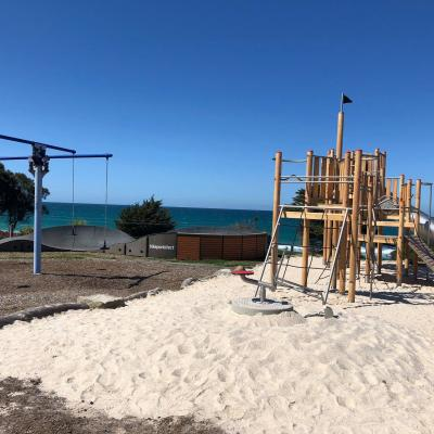 BIG4 Apollo Bay Pisces Holiday Park fort September 2018