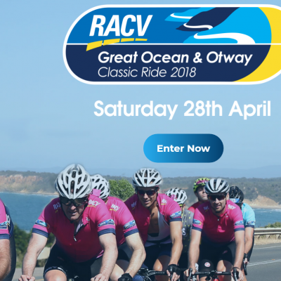 Great Ocean and Otway Classic Ride 2018